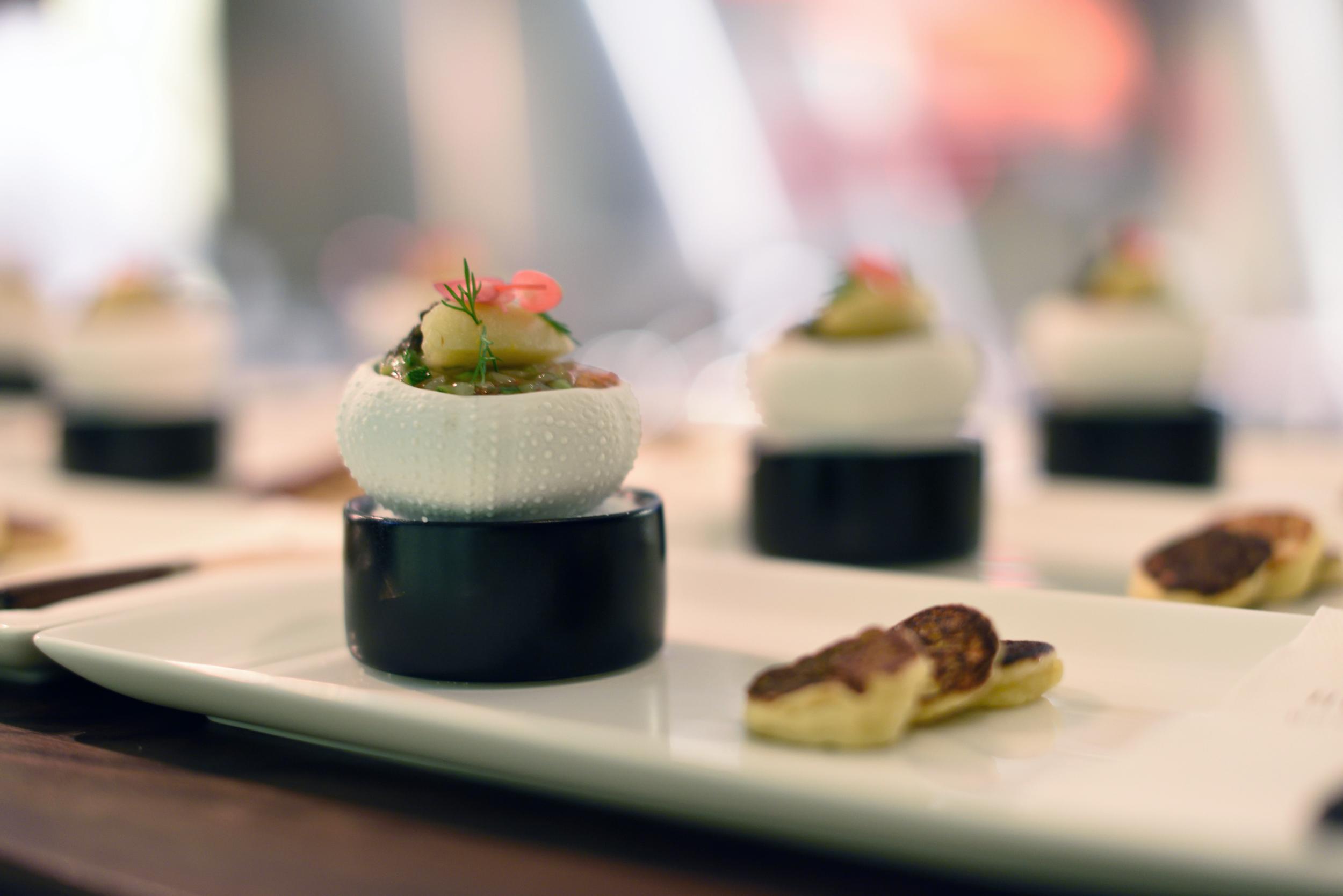 Haute cuisine for Haute cuisine
