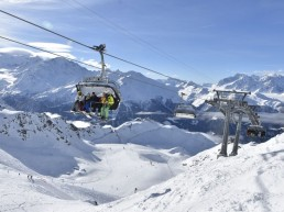 Verbier ski area
